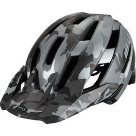 Bell Super Air MIPS Helm, matte/gloss black camo